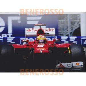 フェラーリ 2012 プレスフォト F.アロンソ3 (宅急便コンパクト対応)  (返品・交換対象外)|victorylap