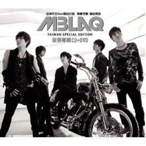 【中古】Taiwan Special Edition 首張專輯(CD+DVD)/MBLAQ/2749625【中古CD】 video-land-mickey