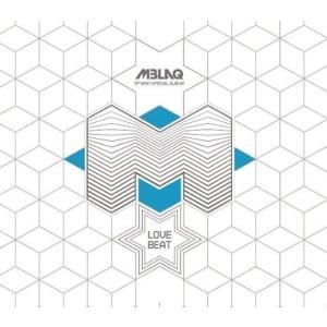 【中古】MBLAQ Special - Love Beat (亞洲特別盤)/MBLAQ/3753465【中古CD】 video-land-mickey