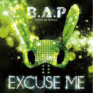 【中古】EXCUSE ME c822/B.A.P/KICM-1540【中古CDS】