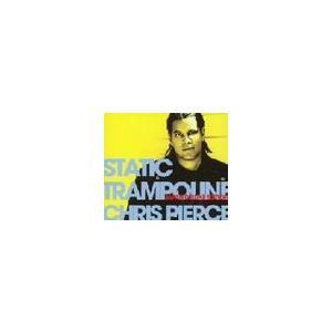 【中古】【未開封】スタティック・トランポリン 日本デラックス版/クリス・ピアス/POCE-2202【新古CD】