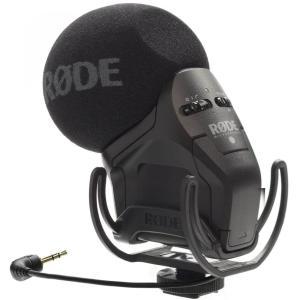 RODE ロード ガンマイク Stereo VideoMic Pro Rycote ステレオコンデンサーマイクの商品画像|ナビ