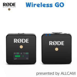 ポイント2倍!ワイヤレスゴー WIRELESS GO ロード RODE ワイヤレスマイク Wireless GO WIGO  2.4GHz ユーチューバー 動画撮影  配信|videoallcam
