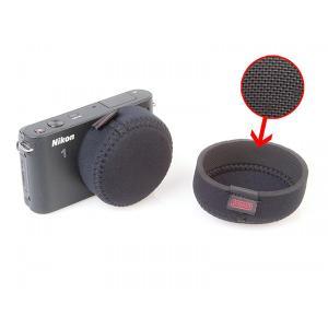 オプテック OP/TECH フードハット PK-マイクロ ブラック Φ6.4cm レンズ保護 8001342|videoallcam