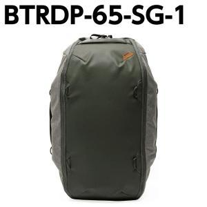 ピークデザイン トラベルバッグ 旅行バッグ peakdesign トラベルダッフルパック65L BT...