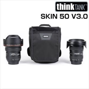 thinkTANKphoto シンクタンクフォト カメラバッグ スキン50 V3.0|videoallcam
