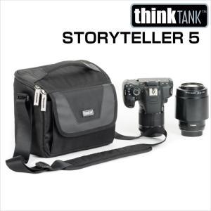 シンクタンクフォト カメラバッグ ショルダーバッグ 撮影 一眼レフ ストーリーテラー 5 thinkTANKphoto|videoallcam