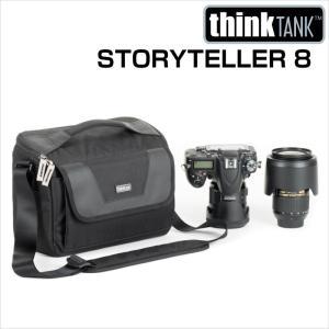 2020最終セール価格!シンクタンクフォト カメラバッグ ショルダーバッグ 撮影 一眼レフ ストーリーテラー 8 thinkTANKphoto|videoallcam