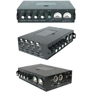 AZDEN アツデン FMX-42u  4チャンネル ポータブル ミキサー 4ch フィールドミキサー|videoallcam