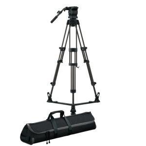 Libec/リーベック RS-250D 三脚  グランドスプレッダータイプ 業務用 トライポッド videoallcam
