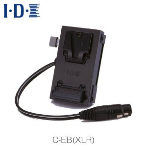 IDX/アイディーエクス  C-EB(XLR) 充電ケーブル videoallcam