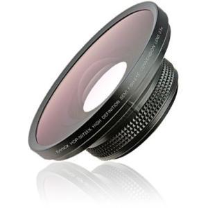HDP-5072EX Raynox レイノックス 高品位セミ・フィッシュアイ 広角 コンバージョンレンズ 0.5倍 |videoallcam
