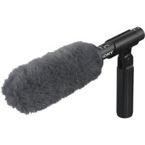 ECM-VG1 SONY ソニー  業務用ガンマイク エレクトレットコンデンサーマイクロホン 音声収録 ビデオカメラ用ガンマイク ユーチューブ|videoallcam