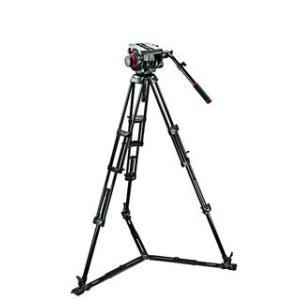 Manfrotto マンフロット509HD,545GBK 三脚 ビデオキット ツイン GSタイプ videoallcam
