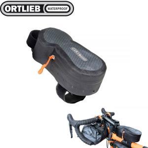 オルトリーブ 防水 自転車 マウンテンバイク 小物収納 アクセサリー バイクパッキングシリーズ コックピットパック F9961 ORTLIEB|videoallcam