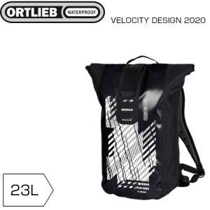 オルトリーブ ヴェロシティデザイン2020  バックパック リュック 自転車 バイク サイクリング デジタルイロージョン 23L アウトドア R4060  ORTLIEB|videoallcam