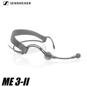 ゼンハイザー SENNHEISER ewシリーズ用ヘッドセットマイク ME 3-II ワイヤレスシステム用カーディオイドカプセル付きヘッドマイク videoallcam