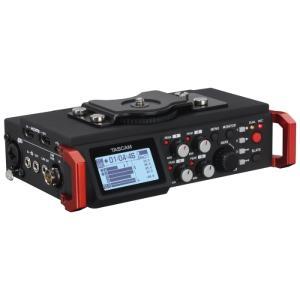 TASCAM タスカム DR-701D カメラ用リニアPCMレコーダー ミキサー HDMIコネクター搭載 videoallcam
