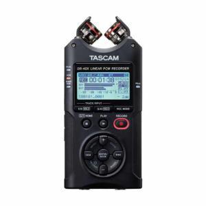TASCAM タスカム 4トラックデジタルオーディオレコーダー/USBオーディオインターフェース DR-40X videoallcam