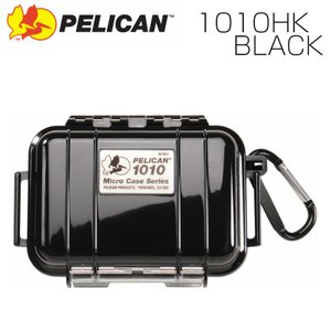 PELICAN ペリカン 1010HK ブラック 小型 防水 ハードケース マイクロケース  プロテクトケース|videoallcam