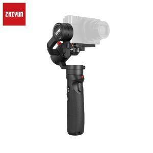 ZHIYUN / ジーウン CRANE M2 スマートフォン ミラーレス コンデジ 対応 ジンバル 電動スタビライザー 動画クリエイター ユーチューブ YouTube videoallcam