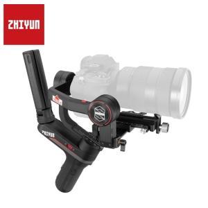ZHIYUN / ジーウン WEEBILL S ジンバル スタビライザー ミラーレスカメラ 一眼レフカメラ対応 動画クリエイター ユーチューブ YouTube videoallcam