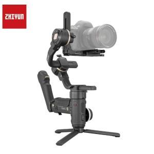 ZHIYUN / ジーウン CRANE 3S シネマカメラ 一眼レフカメラ対応 ジンバル 電動スタビライザー 動画クリエイター プロ機材 YouTube videoallcam