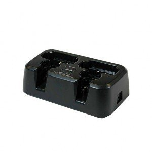 AZDEN アツデン AMC-3 マイク/送信機用 充電器(2台同時充電)|videoallcam
