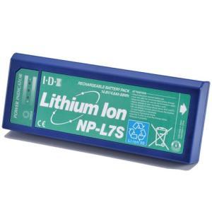 IDX アイディエクス  NP-L7S NPタイプリチウムイオンバッテリー 国内正規品 videoallcam