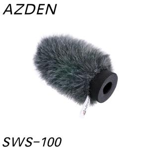 ECM-XM1 ECM-VG1対応 AZDEN アツデン マルチウィンドジャマー 風防 SWS-100 ガンマイク用|videoallcam