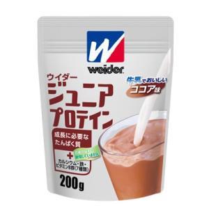 ウイダー ジュニアプロテイン ココア味 200g(袋) 28MM-72216|viento