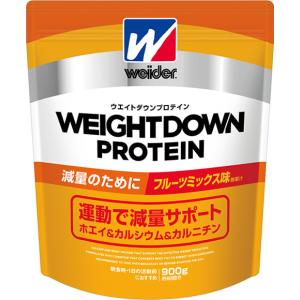 ウイダー ウエイトダウンプロテイン フルーツミックス味 900g(袋) C6JMM43300|viento