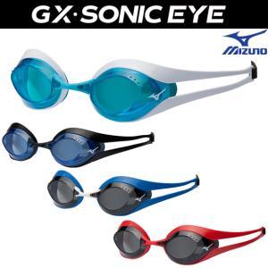 MIZUNO ミズノ GX・SONIC EYE (N3JE6000) ノンクッションスイムゴーグル|viento