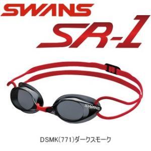 SWANS スワンズ SR-1N EV ノンクッションスイムゴーグル|viento