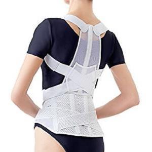 腰 ベルト サポーター 腰痛防止 お医者さん S字カーブ     お医者さんの腰から正す姿勢ベルト |vifkyoto