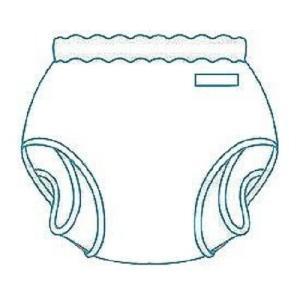 おむつカバー パンツ型 排泄 自立 失禁   パンツ型おむつカバー  |vifkyoto