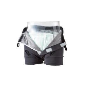 失禁パンツ 男性用 パッド併用 介護用品 下着 尿漏れ  ソ・フィットガードオープンスタイル男性用 |vifkyoto