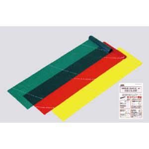 サイズ:幅13cm×長さ1.5m  素材:天然ゴム 内容量:黄・赤・緑 各1本 メーカー:アビリティ...