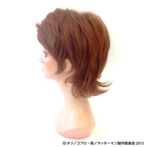 【即納】夜ノヤッターマン 公式ウィッグ ボヤッキー 耐熱 ウィッグネット付き|vignette-wig|02