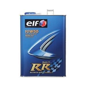 elf エンジンオイル RR 10W55 4L|vigoras
