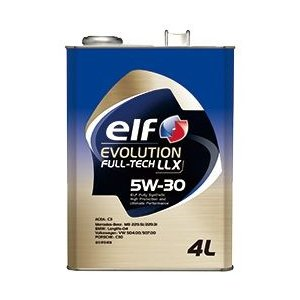elf オイル EVOLUTION FULL TECH LLX 5W30 4L|vigoras