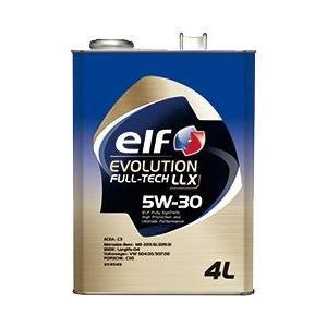 elf オイル EVOLUTION FULL TECH LLX 5W30 1L|vigoras