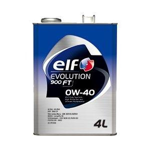elf オイル EVOLUTION 900 FT 0W40 4L|vigoras