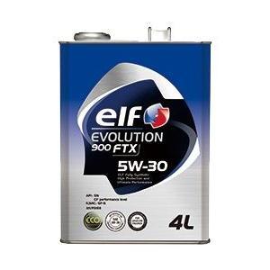 elf オイル EVOLUTION 900 FTX 5W30 3L|vigoras