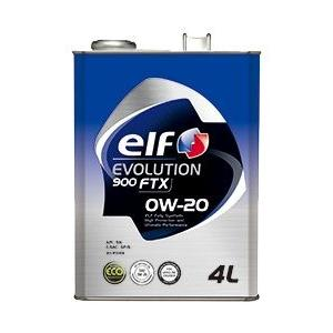 elf オイル EVOLUTION 900 FTX 0W20 3L|vigoras