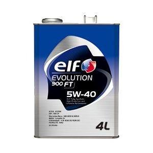 elf オイル EVOLUTION 900 FT 5W40 4L|vigoras