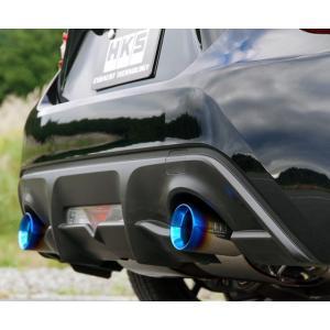 【HKS】 マフラー リーガマックススポーツ(LEGAMAX Sports) トヨタ 86 ZN6 スバル BRZ ZC6 FA20 [32018-AT041V]|vigoras