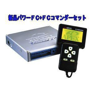 【A'PEXi/アペックス】P-FC+有機ELコマンダーセット RX-7 FD3S (V型) [414BZ006]|vigoras