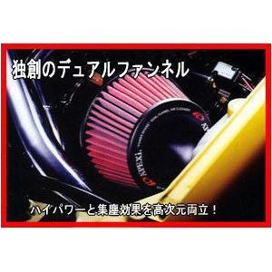 【A'PEXi/アペックス】パワーインテーク インプレッサワゴンWRX GF8 ABS車可 [507-F001]|vigoras