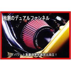 【A'PEXi/アペックス】パワーインテーク ランサーエボリューションX CZ4A 5MT車・TC-SST車共に可 [507-M009] vigoras